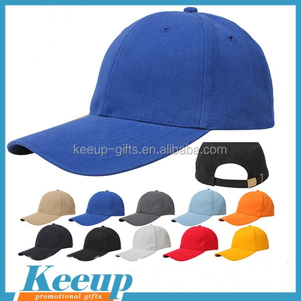 df2e6260894 Baseball cap sports cap type and cotton material sport black different types  of hats and caps