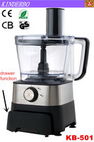 800W multifunction chopper juicer blender food processor