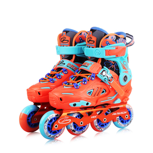Professional PU wheels freestyle inline skates with CE
