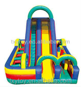 Inflatable bounce LT-2136F, air bounce, inflatable bounce castle