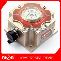 9~36v Input RS232 Output Tilt Control Switch Sensor with Adjustable Alarm Value and Time Delay Function