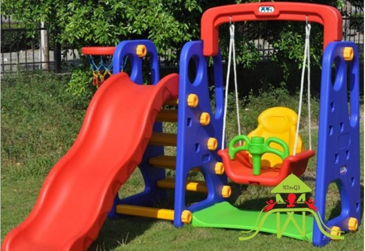 Indoor Play Equipment Baby Swing Seat Kids Slides Outdoor ...