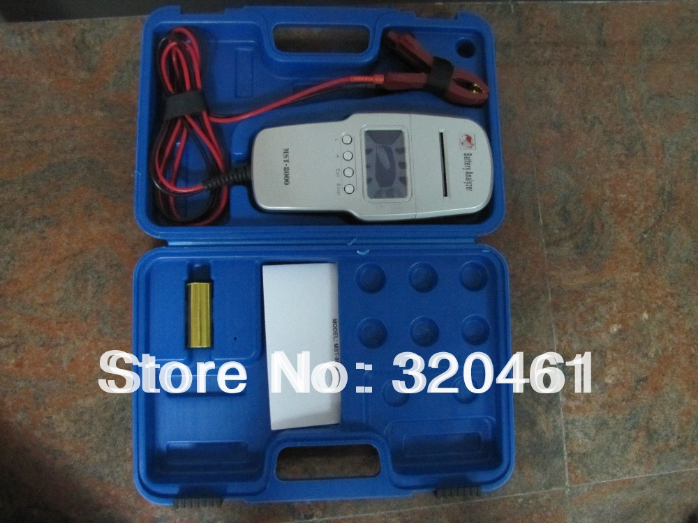 Цифровой аккумулятор тестер автомобильный аккумулятор тестер автомобиль аккумулятор анализатор MST-8000