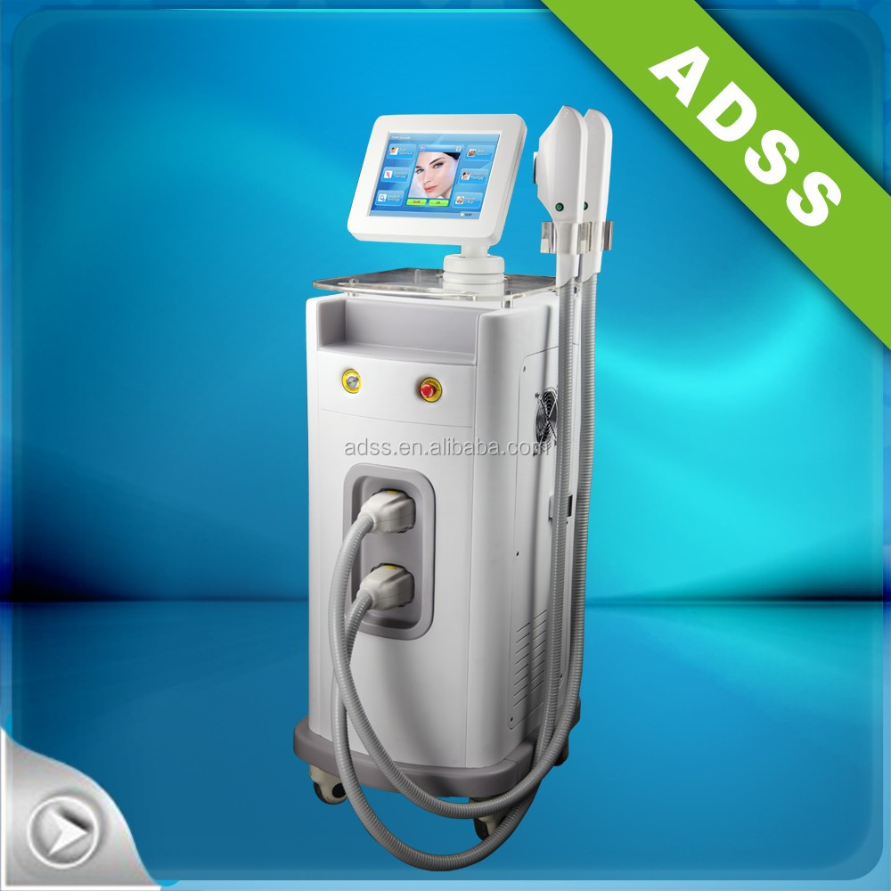 Frozen feeling!! permanent hair removal ipl shr opt beauty equipment for sale