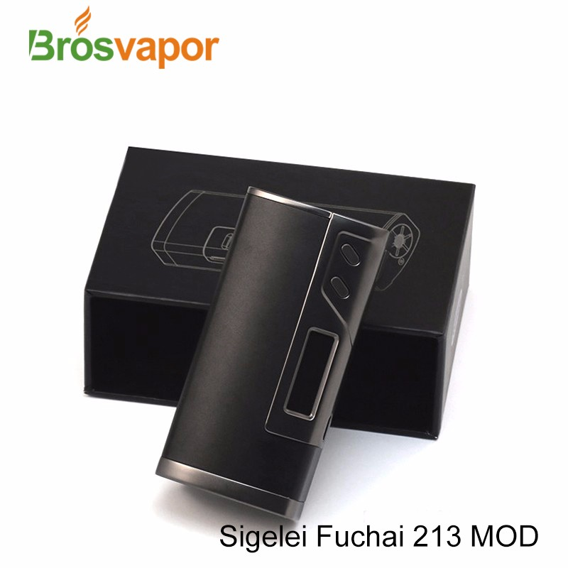 sigelei fuchai 213 vape mods vape philippines 2016 The newest most powerful Sigelei mod