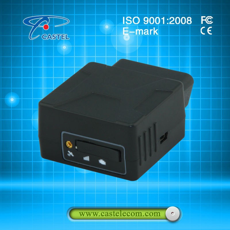 OBD2 J1939 and J1708 IDD-213GL GPS Tracker for Car Tracking with Diagnostic Function