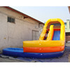 QIQI inflatable toys used slide for kids inflatable water slide for summer