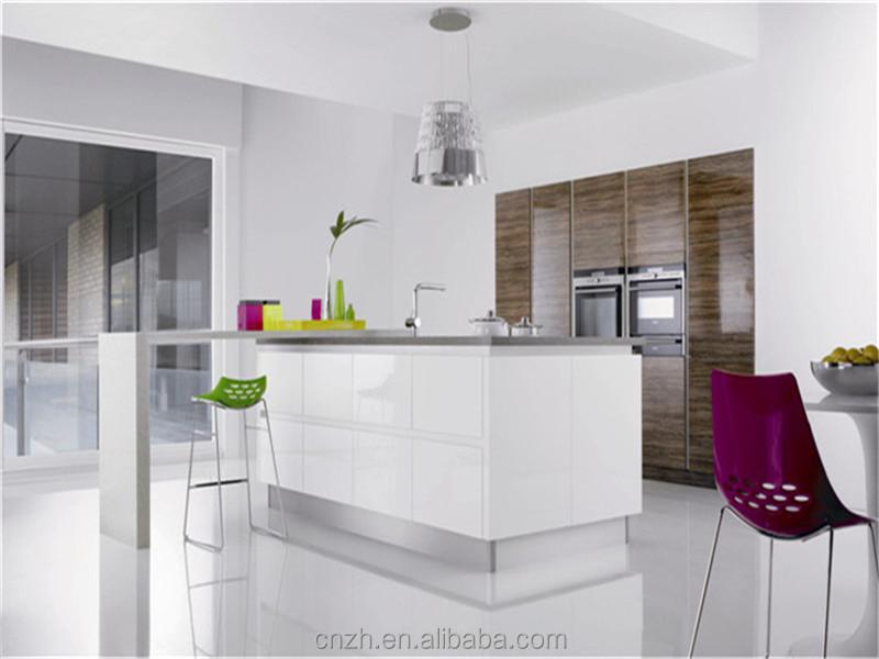 goede kwaliteit aangepaste grootte i vormige modulaire keuken ...