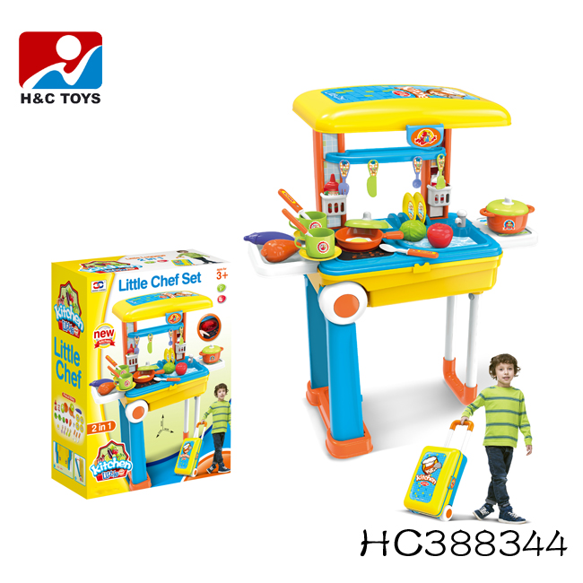 Little Chef Set Toy Kitchen Sets