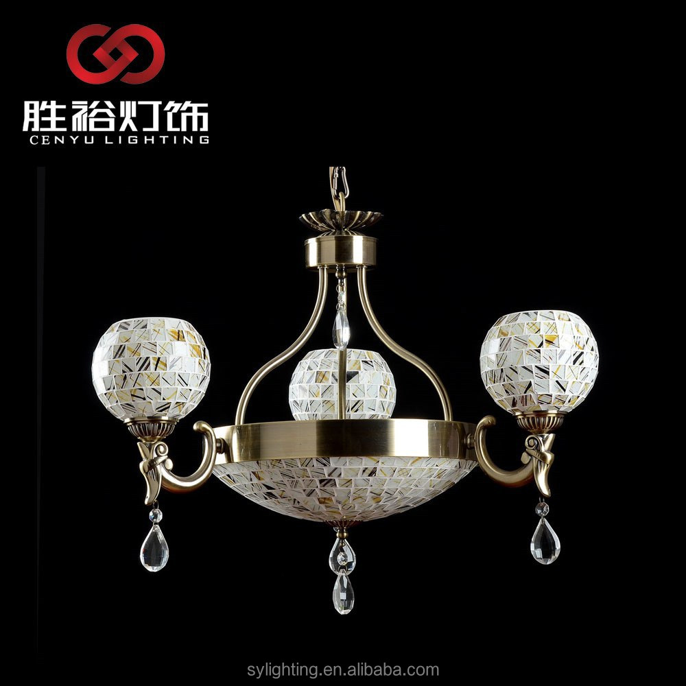 CENYU design classic candle Die casting type chandelier lamp wall light pendant light candle light