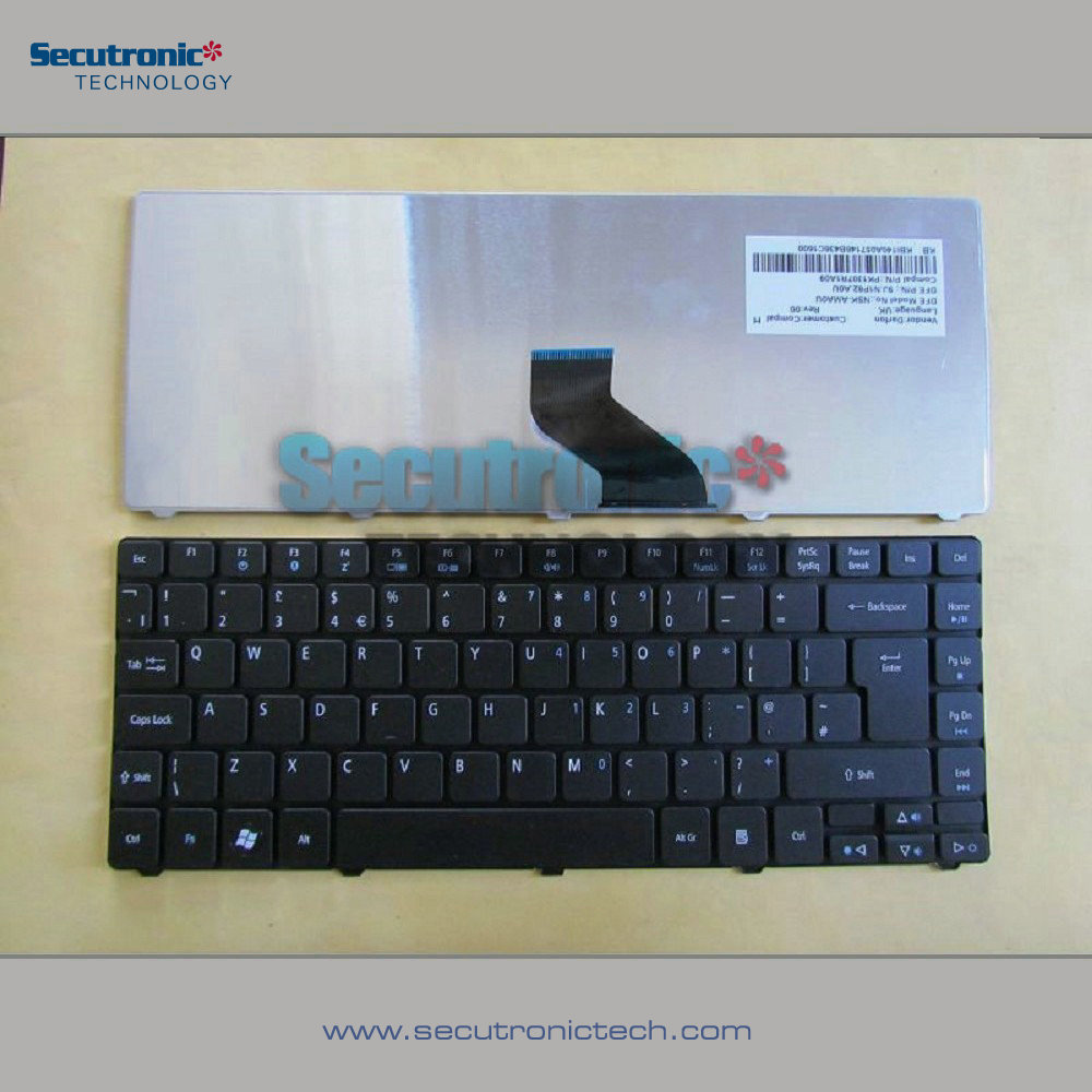 Hot New Products For 2017 keyboard Laptop Keyboard for Acer Aspire 3810 3810T 4810 4810T 4935 5935