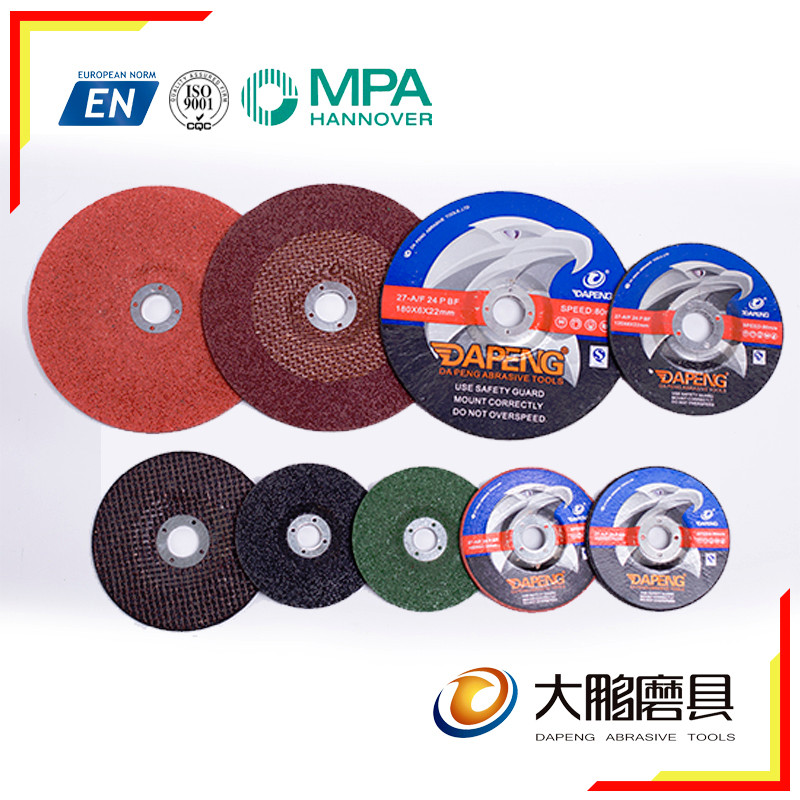 T27 Hardware Resin Bond Cup Grinding Wheel Drill Grinding Wheel
