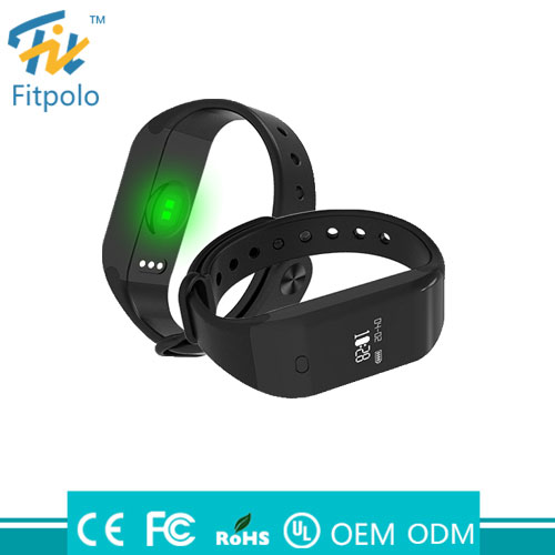 Support OEM/ODM best 2017 deals waterproof bluetooth rfid wristband bracelet with heart rate monitor