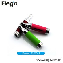 Hot Selling Electronic Cigarette Kanger Evod Starter Kit Kanger EVOD 2 Kit for best vaping experience