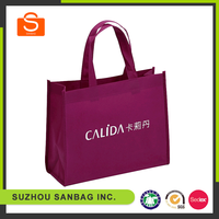 china fashion luxury reusable non woven bag,nonwoven fabric shoe bag