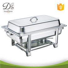 Restaurant serving Oblong Roll Stainless steel Chafing Dish