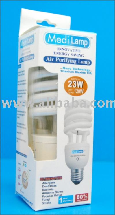 Air Purifying Lamps