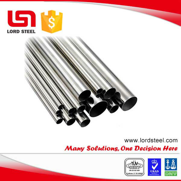 TP 310 3.5 inch cold drawn seamless stainless steel tube price per meter