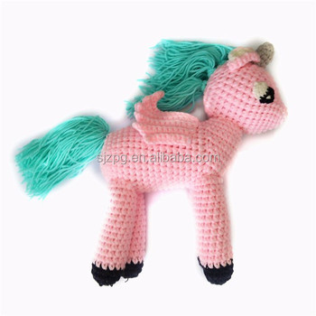 9 Crochet Unicorn Patterns – Cute Toys - A More Crafty Life | 350x350