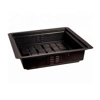 Hot sale China manufacturer vacuum forming plastic drip tray supplier thermoforming bread tray rack sever dental tray