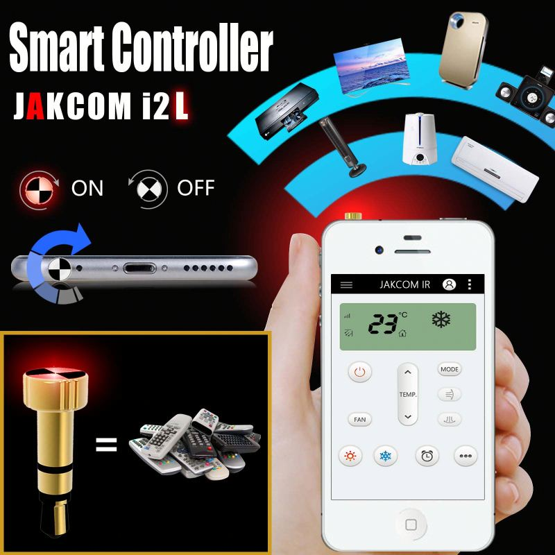 Jakcom Universal Remote Control Ir Wireless Consumer Electronics Remote Control Garage Door Opener Transmitter Fm Car