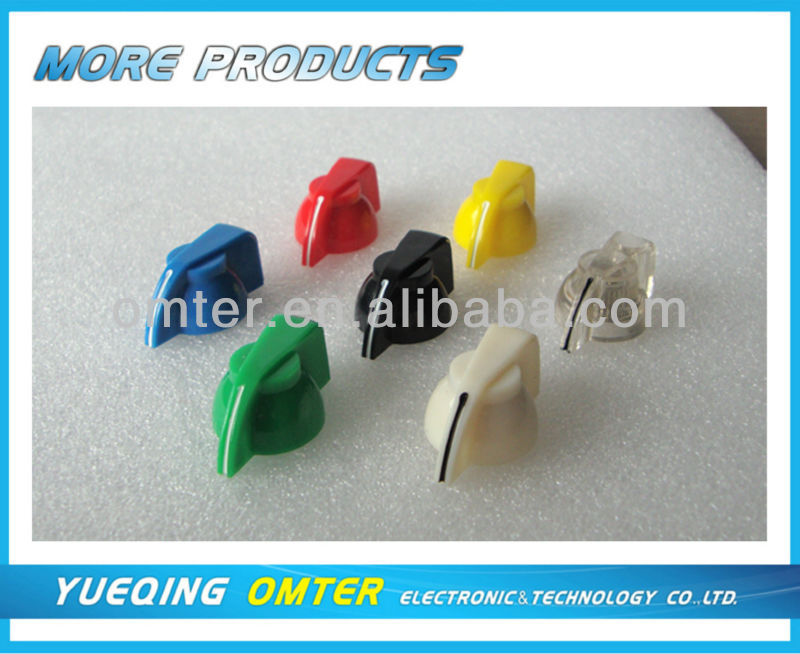 PART NO.:2019(31*16H) ABS plastic knobs