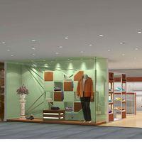 new style Showroom clothing range display furniture