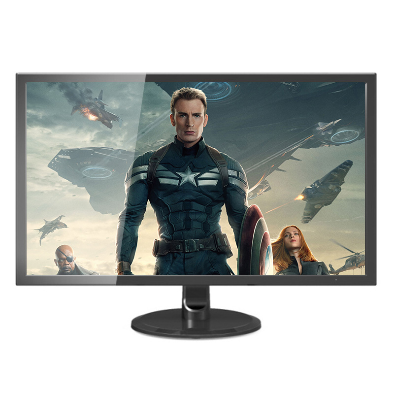 Super vivid ips screen 28 inch led monitor for game