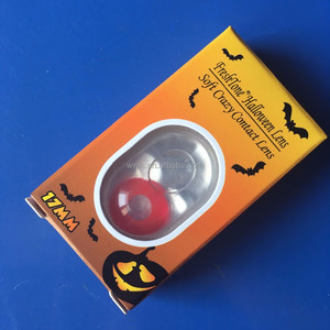 Freshtone crazy fancy halloween contact lens /cosplay at promotional prices