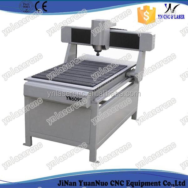 YNC Chinese cheap cnc router 9060