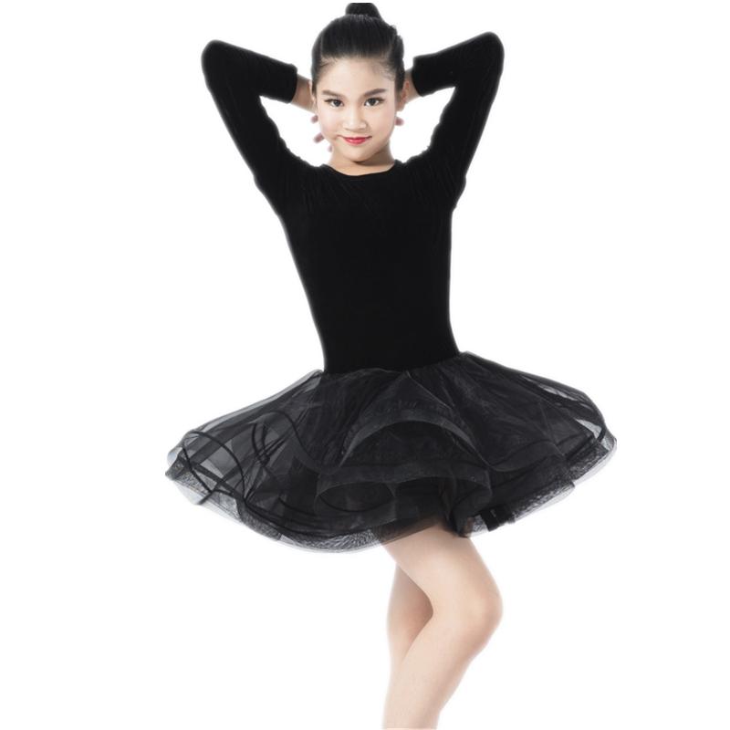 卸売ダンスドレスバレエ衣装ダンスの摩耗子供服