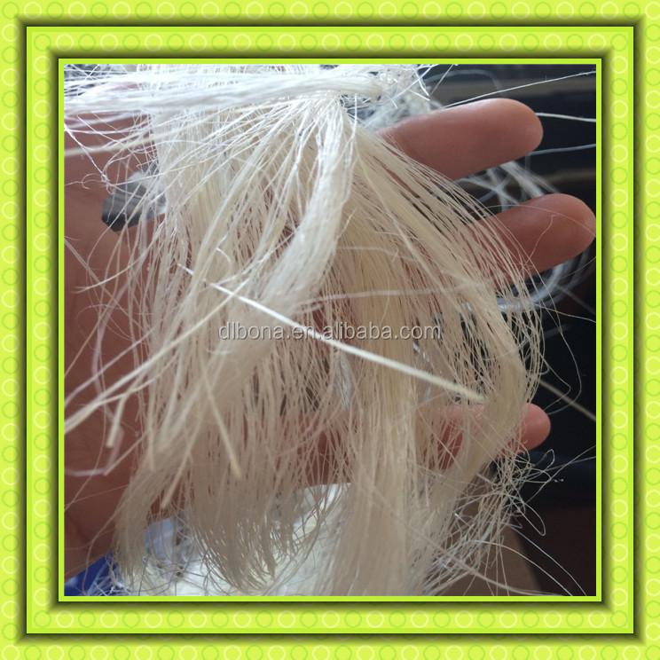 fibra de sisal para a produo de gesso de fibra de sisal