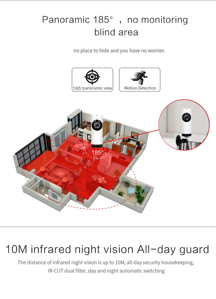 Remote control small wireless night vision hidden room china alibaba cctv camera