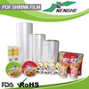 POF Material and Blow Molding Processing Type POF shrink film