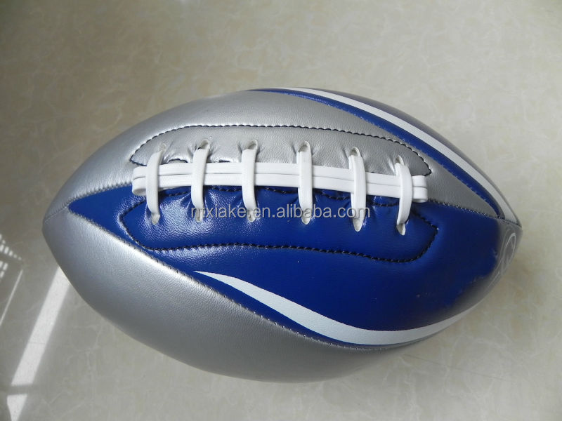 american football/Leather Aussie Rules Footballs/offical size Machine Stitched PU American Football
