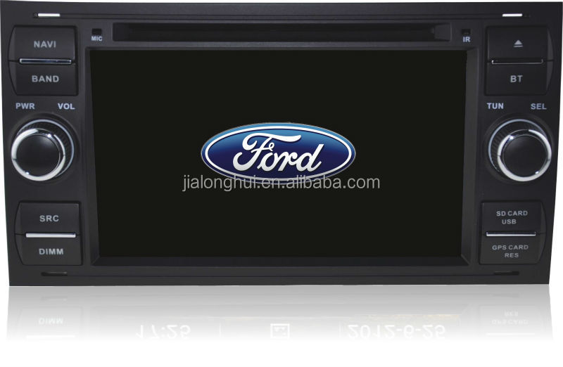 7 Car DVD With GPS For FORD Focus Radio Old Ford
