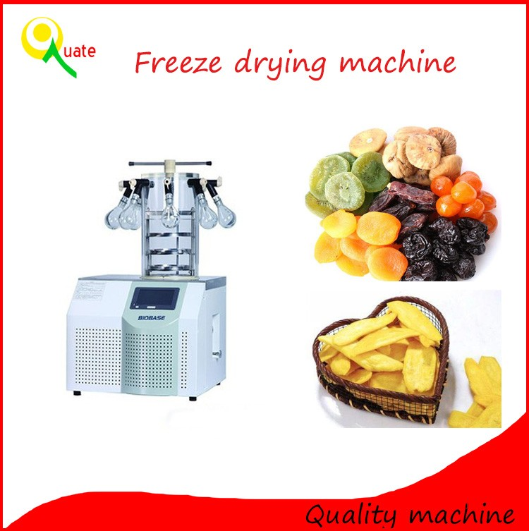 freeze dried fruit machine
