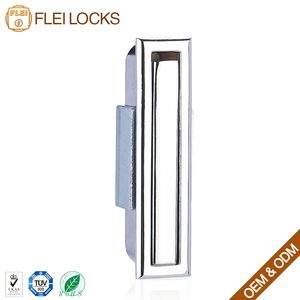 Zinc Alloy Hidden Conceal Swing Electrical Cabinet Door Handle