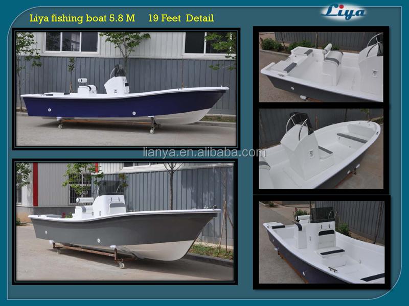 Liya 5 8m Small Panga Boat Fiberglass Fishing Boats For Sale Fiberglass  Dinghy Price - Buy Fiberglass Dinghy Price,Fishing Boats For Sale,Small  Panga