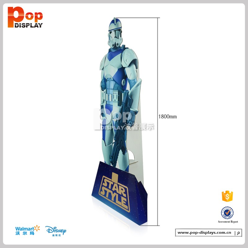 custom printed ellen tracy perfume custom cardboard cutout