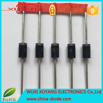 China Gold Suppliers 3a 200v Rectifier Diode By397