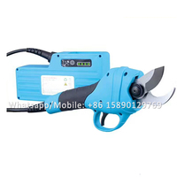 Electric bypass pruning shears / battery pruning shears