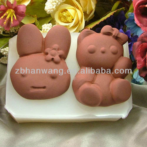 Hello Kitty Silicone Rubber Chocolate Moulds Edible Chocolate Box Mold Nicole Zibo Hanking Mold C0010