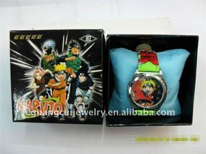 fashion naruto watch children gift items slap silicon cartoon watches for kids