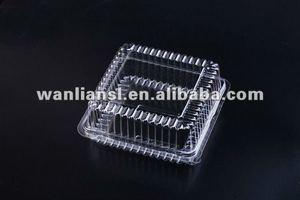 clear plastic cookies boxes
