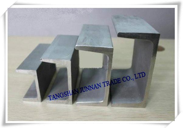 channel steel size 50x25/ channel section steel, View ...