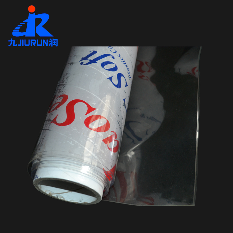 3mm Thick Clear PVC Table Cloth Roll Plastic PVC Sheet Rolls