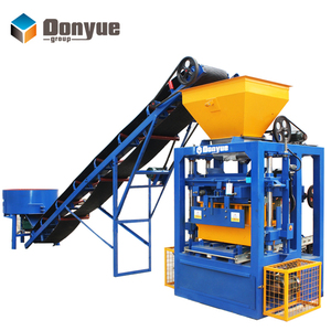 Brick moulding machines QT4-24 brick moulding machines for sale in Botswana
