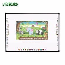 School equipment virtual touch screen whiteboard and smart portable usb interactive whiteboard