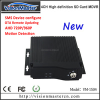 CCTV economy type in Shenzhen dule SD card slots gps module used in MDVR